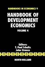 Handbook of Development Economics, Volume 4
