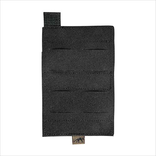 Tasmanian Tiger 2-MOLLE Hook & Loop Adapter Schwarz, Schwarz