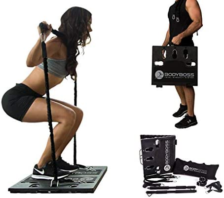 25% off a BodyBoss Home Gym 2.0 with Extra Bands