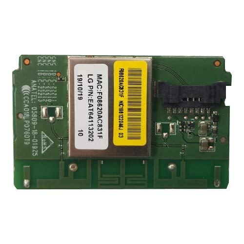 Modulo Wireless / WiFi EAT64113202, LGSWFAC81, LG 65UM7000PLA