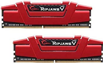 G.SKILL Ripjaws V Series 32GB (2 x 16GB) PC4-24000 Desktop Memory