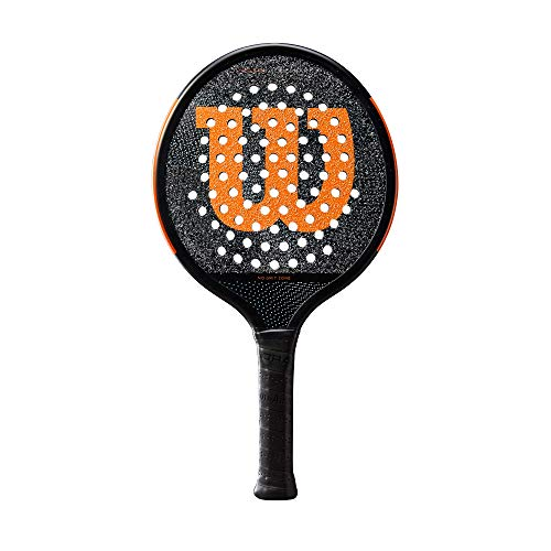 Wilson Sporting Goods Xcel Smart Racquetball Racquet - 4 1/4 inches, Black/Orange, One Size