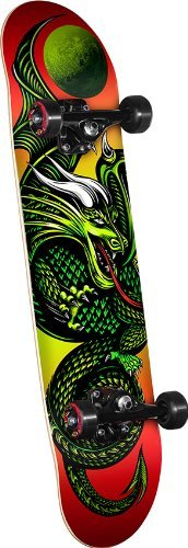 Powell Golden Dragon Knight Dragon 2 Complete Skateboard by Powell-Peralta
