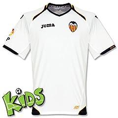 Joma Camiseta Valencia 1a Equipacion 2011/2012 Oficial Hombre