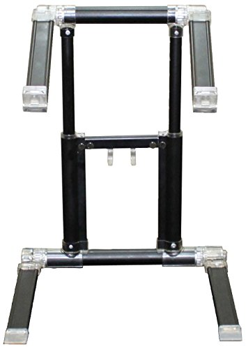 odyssey L-STAND-360 Fully Foldable and Multi-Direction Set Up Stand for DJ Laptops