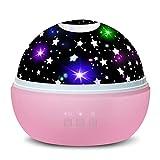 Dreamingbox Geburtstags Geschenke für Mädchen 1-10 Jahre, Sternenhimmel Projektor Kinder Spielzeug für Jungen Mädchen 1-10 Jahre Jungen Geschenke 1-10 Jahre Weihnachten Geschenk für Kinder 1-12 Jahre