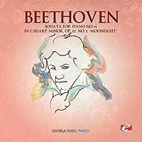 Sonata for Piano 14 in C-Sharp Minor
