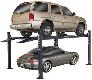 BendPak 4-Post Lift Wide/Standard Car Lift - 9000-LB. Capacity, Gray, Model Number HD-9XL
