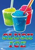 Plakat Slush Ice DINA1 wasserfest…