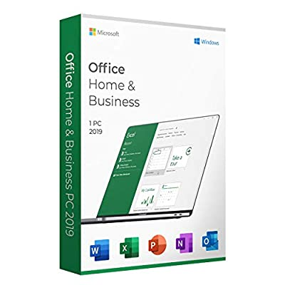 Office Home and Business 2019 - 1 PC / Mac - KeyCard - Lifetime License
