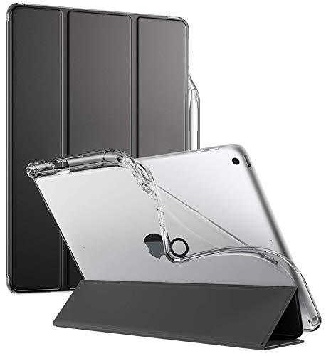 Poetic - Lumos X per Apple iPad 10.2 pollici 2019 Nero Cruz V2 Fresh Foam
