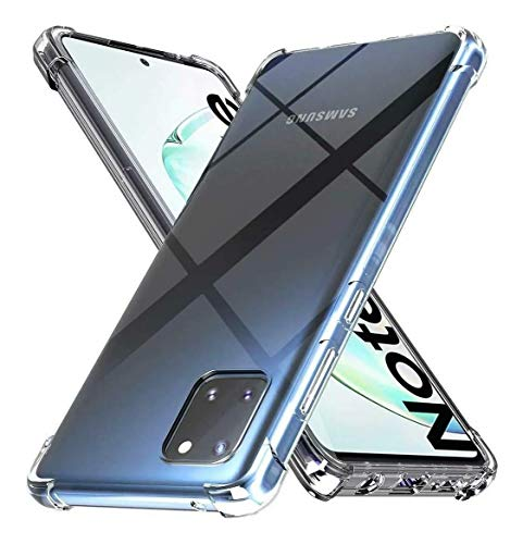 Capa Case Antishock E Impacto Para Novo Galaxy Note 10 Lite