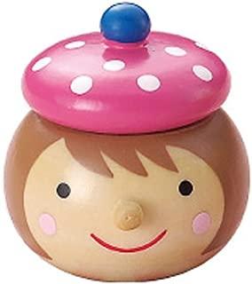 丸和贸易 Kindersupile 乳牙夹 Girl 粉色