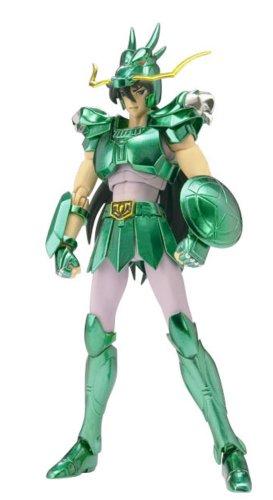 Saint Seiya - Dragon Shiryu Myth Cloth Action Figure (japan import)