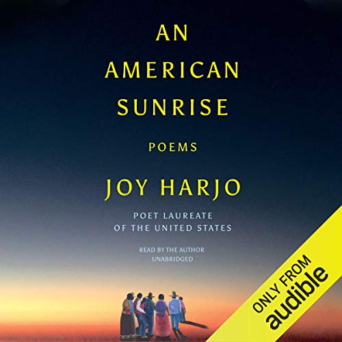 An American Sunrise audiobook cover art