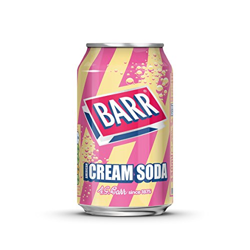 Barr Cream Soda 330ml (Packung 24)