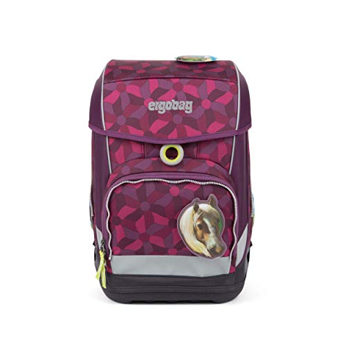 ergobag Deportivo Flower Wheel Purple