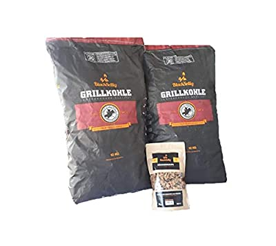20kg Steak House Coal Black sellig + 360g in 8different flavors Smoker Chips Perfect Professional Quality