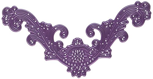 Cercles Lynn Designs Cercles Lynn Designs Die-Victorian Romance Flourish, 5.56-inch x Taille, d'autres, Multicolore