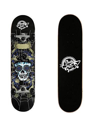 Skateboard Skate Max Mod. Skull