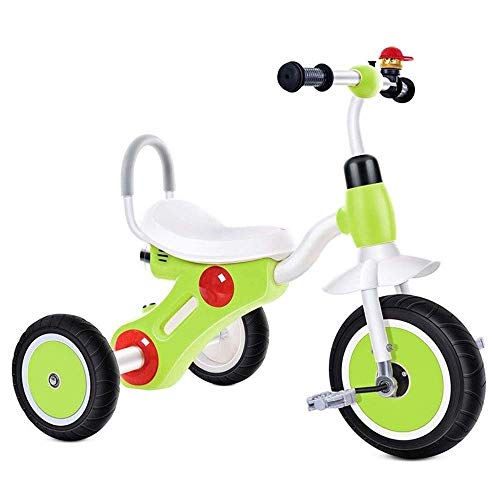 Bicicleta para Niños y Niñas Triciclo for niños, bicicletas niños for niños y niñas, cubierta del pedal de la bicicleta los niños preescolares de bicicletas niños de juguete Seguridad de la bicicleta