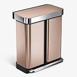 Best Stainless Steel Kitchen Trash Cans
