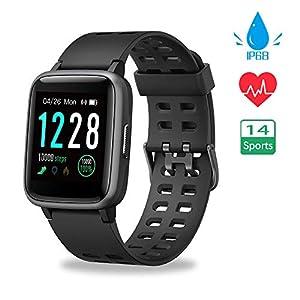 FairytaleMM LEMFO DM360 Bluetooth Impermeable Reloj Inteligente ...