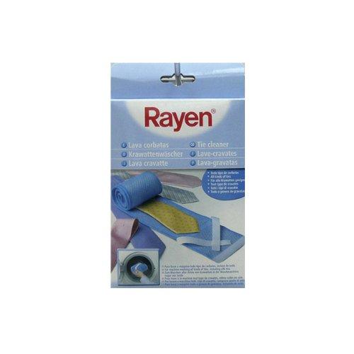 Rayen Lava Corbatas, Blanco, 14.7x8.6x23 cm: Amazon.es: Hogar
