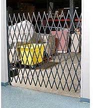 folding security gate door