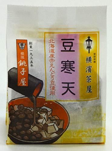 横濱茶屋豆寒天12個セット