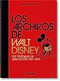 Los Archivos de Walt Disney: sus películas de animación �