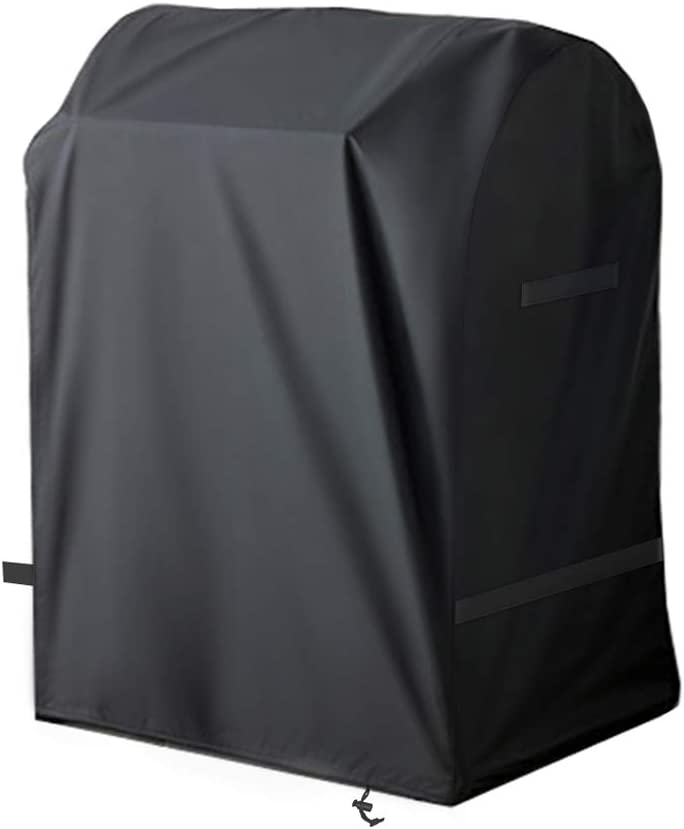 Manufacturer direct Complete Free Shipping delivery Samhe Grill Cover 32-Inch 190T U Windproof Waterproof Polyester