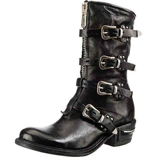 A.S.98 Damen Boots schwarz 38