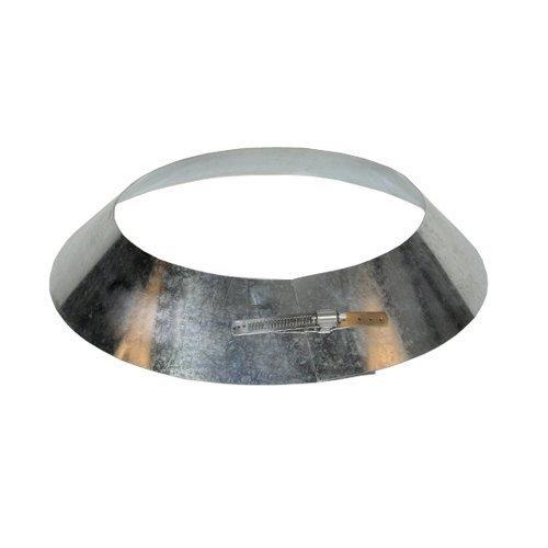 Shasta Vent 'Storm Collar' for Shasta Vent 8' (10' O.D.) Chimney Systems