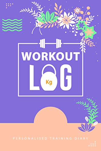 Workout Log Personalized Training Diary: Workout Notebook for Any Patriotic Bodybuilding and Fitness Enthusiast. DIY Fitness Tracker Gym Motivational ... Note Book 120 High Customized Quality Pages