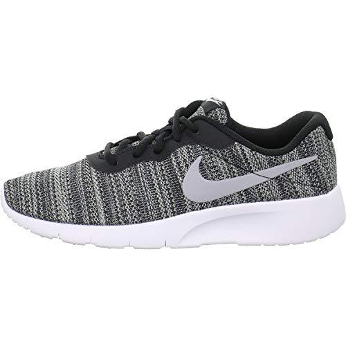 Nike Tanjun (GS), Chaussures de Running Compétition garçon, Multicolore (University Red/Black-White 602), 36.5 EU