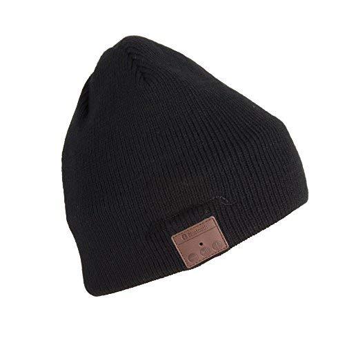 Dmail - Cappello con Auricolari Bluetooth