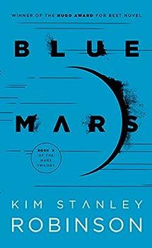 Mass Market Paperback Blue Mars (Mars Trilogy) Book