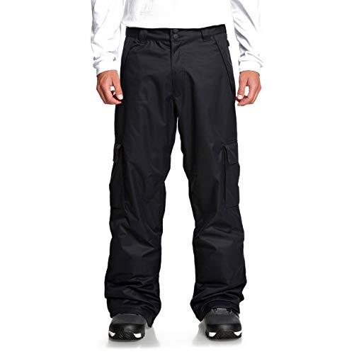 DC Shoes Banshee, Pantaloni da Sci/Snowboard Uomo, Black, M