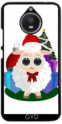 Custodia per Motorola Moto E4 Plus - Natale