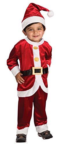 Child's Little Santa Costume, Toddler - http://coolthings.us