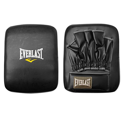 Everlast Pnch Kick Mitt MMA Gloves Fight Boxing Training Accessories by Everlast