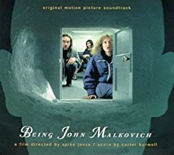Being John Malkovich...Soundtrack ( audioCD )