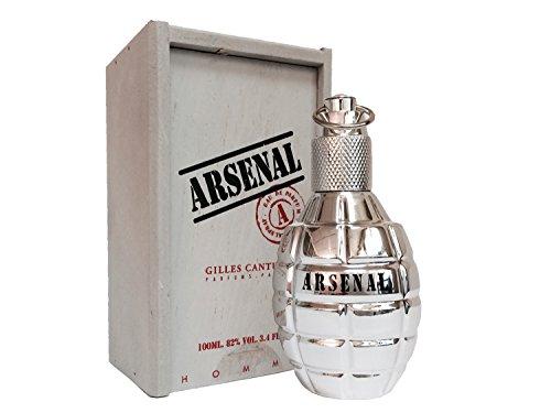 Arsenal Platinum Man Eau de Perfume - 100 ml