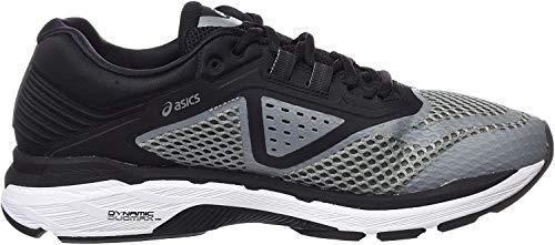 Asics Herren Gt-2000 6 Laufschuhe, Grau (Stone Grey/black/white 1190), 46 EU