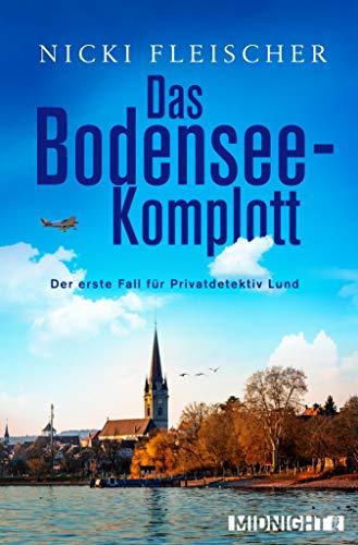 Buchseite und Rezensionen zu 'Das Bodensee-Komplott' von Nicki Fleischer