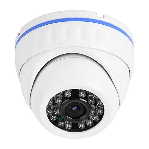 Sicherheit der Überwachungskamera 1080p HD Korrosionsbeständige Kuppel Regenschutz für Diebstahlsicherungssystem(4MP)