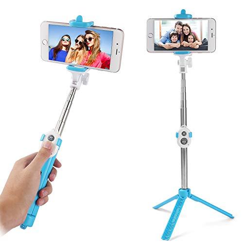 Clickt Monopod Tripod Selfie Stick