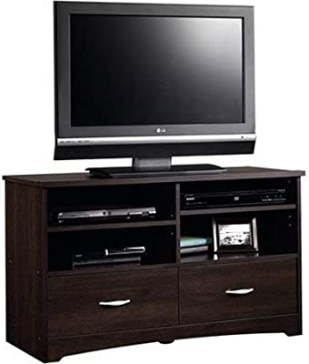 Amazon com: Convenience Concepts Designs2Go TV Stand with