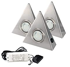 Hochwertiges 3er Set LED